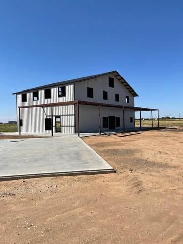 3284 Longhorn Road, Wolfforth, TX 79382 (MLS #202105433) :: Duncan Realty Group