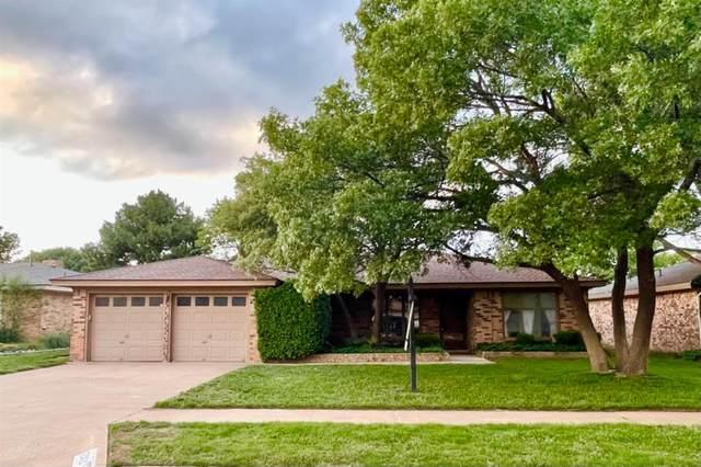 5212 94th Street, Lubbock, TX 79424 (MLS #202105454) :: Lyons Realty