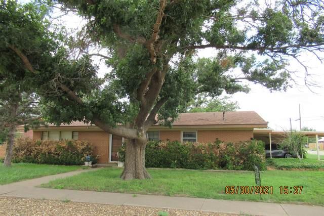 1002 W 11th Street, Post, TX 79356 (MLS #202105510) :: Lyons Realty
