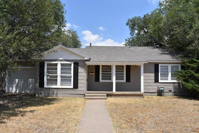 3210 31st Street, Lubbock, TX 79410 (MLS #202105511) :: Stacey Rogers Real Estate Group at Keller Williams Realty