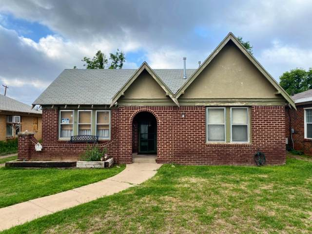 1911 27th Street, Lubbock, TX 79411 (MLS #202105515) :: Better Homes and Gardens Real Estate Blu Realty