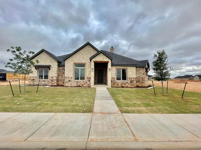 3706 142nd Street, Lubbock, TX 79423 (MLS #202105493) :: Stacey Rogers Real Estate Group at Keller Williams Realty