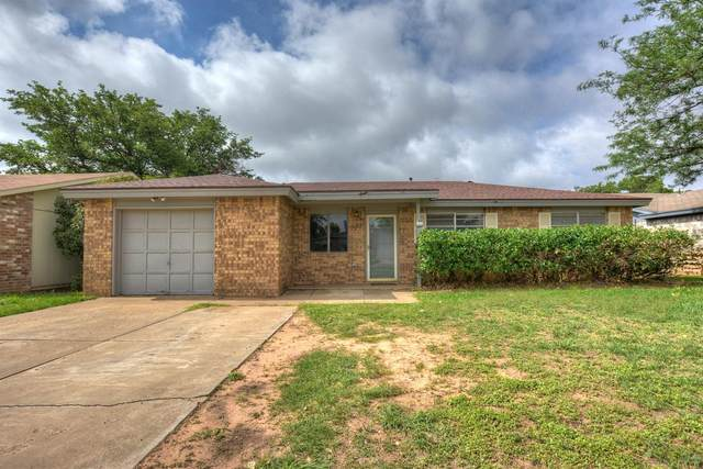 6123 37th Street, Lubbock, TX 79407 (MLS #202105573) :: Duncan Realty Group