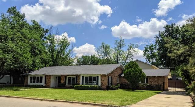 4403 13th Street, Lubbock, TX 79416 (MLS #202105553) :: The Lindsey Bartley Team