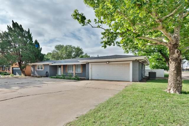 1395 W Crosby Street, Slaton, TX 79364 (MLS #202105642) :: Duncan Realty Group