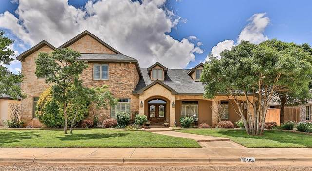 1102 N 14th Street, Wolfforth, TX 79382 (MLS #202105475) :: Stacey Rogers Real Estate Group at Keller Williams Realty
