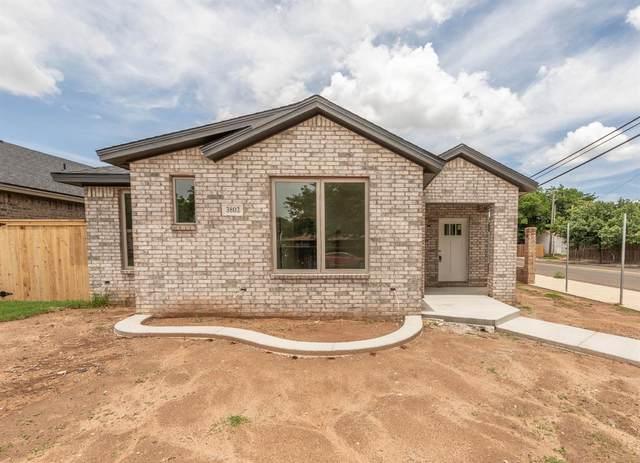 3802 60th Street, Lubbock, TX 79413 (MLS #202105661) :: The Lindsey Bartley Team