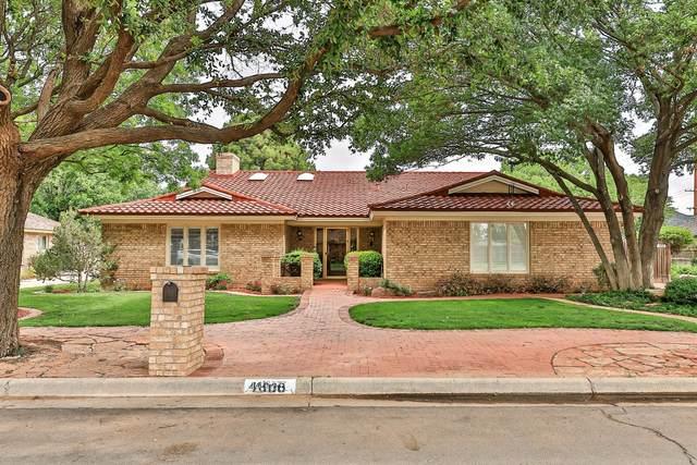 4806 78th Street, Lubbock, TX 79424 (MLS #202105576) :: Duncan Realty Group