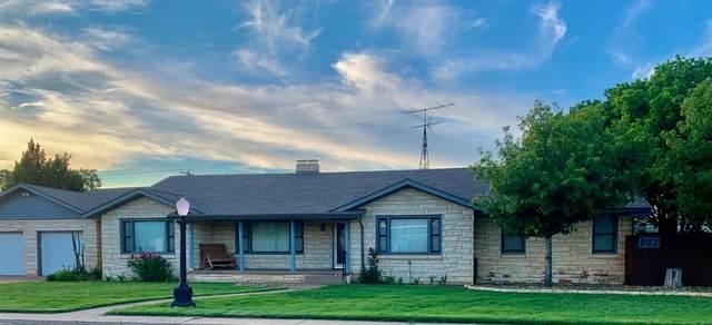 802 W Main Street, Crosbyton, TX 79322 (MLS #202105467) :: Duncan Realty Group