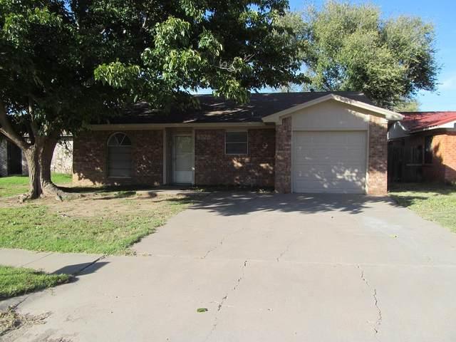 6328 27th Street, Lubbock, TX 79407 (MLS #202105603) :: The Lindsey Bartley Team