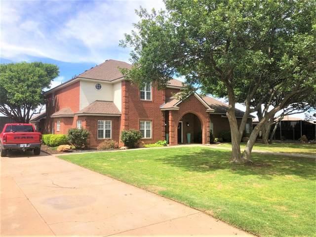 7302 93rd Street, Lubbock, TX 79424 (MLS #202105692) :: Reside in Lubbock | Keller Williams Realty