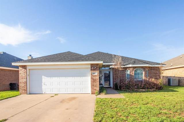 6803 84th Street, Lubbock, TX 79424 (MLS #202105620) :: Stacey Rogers Real Estate Group at Keller Williams Realty