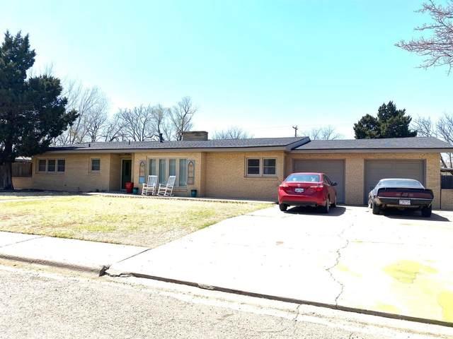1213 Amarillo Street, Plainview, TX 79072 (MLS #202105721) :: Reside in Lubbock | Keller Williams Realty