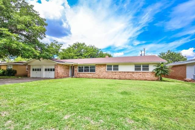2306 53rd Street, Lubbock, TX 79412 (MLS #202105701) :: Duncan Realty Group