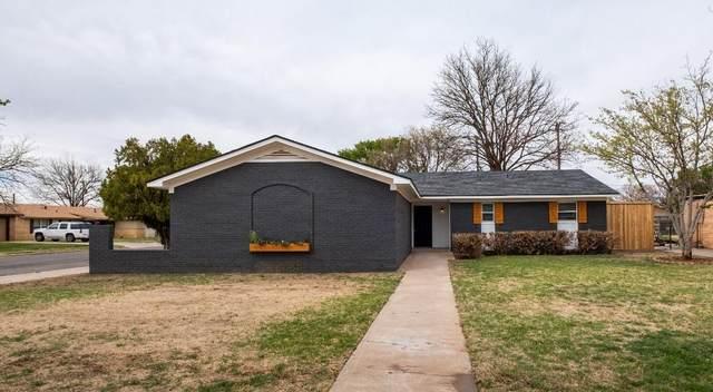 5522 12th Street, Lubbock, TX 79416 (MLS #202105673) :: McDougal Realtors