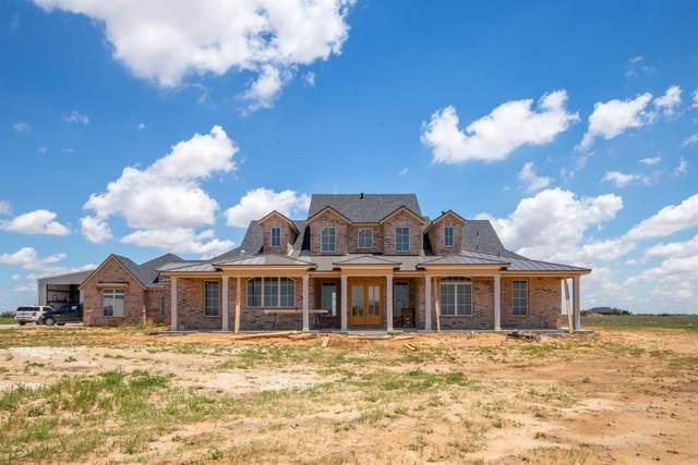 8222 County Road 5700, Shallowater, TX 79363 (MLS #202105733) :: McDougal Realtors