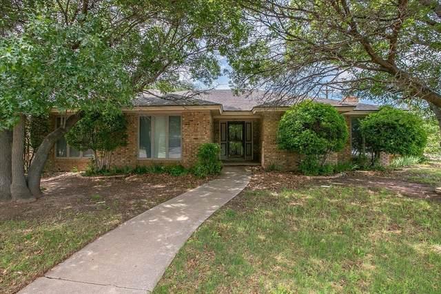 5202 88th Street, Lubbock, TX 79424 (MLS #202105736) :: Lyons Realty