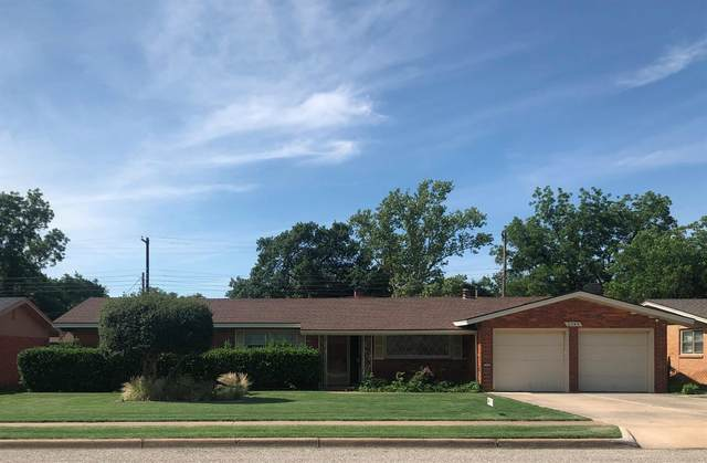 2109 55th Street, Lubbock, TX 79412 (MLS #202105743) :: Duncan Realty Group