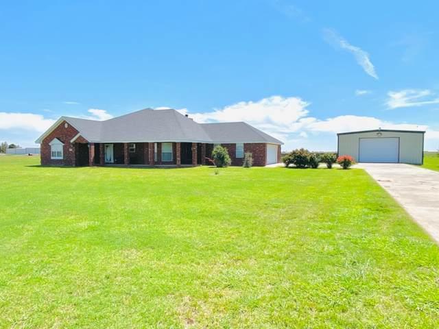 9714 N Farm Road 1729, Idalou, TX 79329 (MLS #202105712) :: Duncan Realty Group