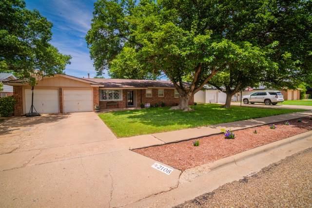 2108 64th Street, Lubbock, TX 79412 (MLS #202105754) :: Duncan Realty Group