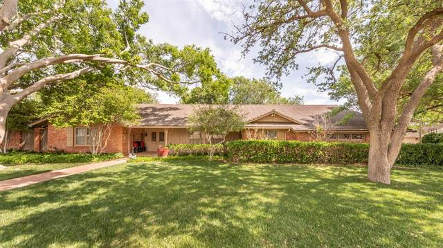 4602 13th Street, Lubbock, TX 79416 (MLS #202105760) :: Better Homes and Gardens Real Estate Blu Realty