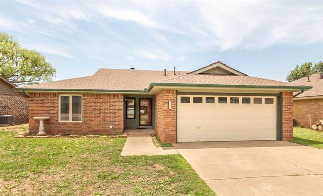 2203 85th Street, Lubbock, TX 79423 (MLS #202105822) :: Stacey Rogers Real Estate Group at Keller Williams Realty
