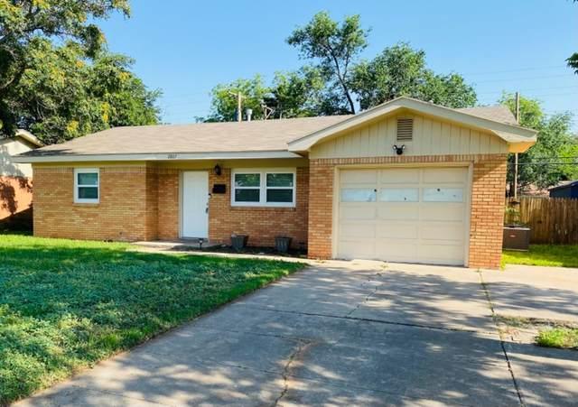 2807 60th Street, Lubbock, TX 79413 (MLS #202105752) :: Duncan Realty Group