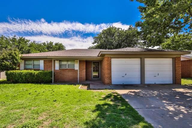 3313 86th Street, Lubbock, TX 79423 (MLS #202105825) :: Duncan Realty Group