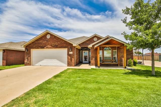 1202 Wheelock Street, Lubbock, TX 79403 (MLS #202105777) :: Duncan Realty Group