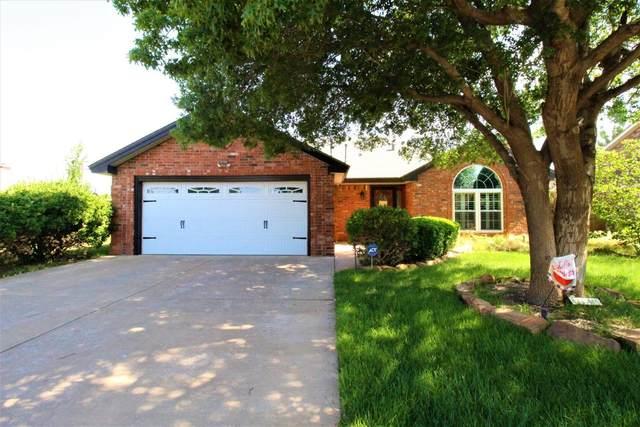 6344 9th Street, Lubbock, TX 79416 (MLS #202105845) :: Duncan Realty Group