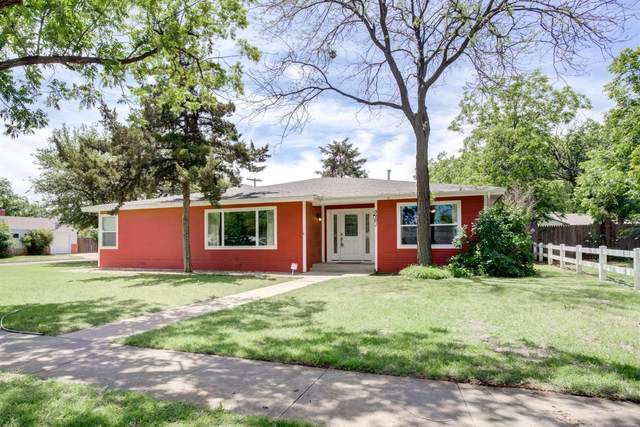 3201 31st Street, Lubbock, TX 79410 (MLS #202105834) :: Stacey Rogers Real Estate Group at Keller Williams Realty