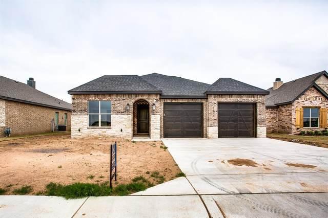 6910 52nd Street, Lubbock, TX 79407 (MLS #202105856) :: Duncan Realty Group