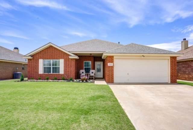 7609 84th Street, Lubbock, TX 79424 (MLS #202105786) :: Duncan Realty Group
