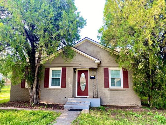 2611 30th Street, Lubbock, TX 79410 (MLS #202105870) :: Stacey Rogers Real Estate Group at Keller Williams Realty