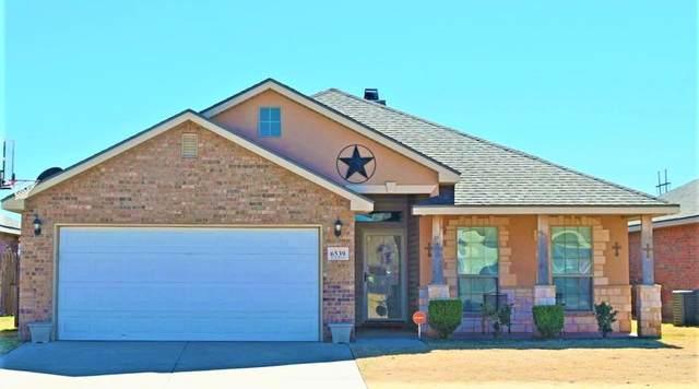 6539 37th Street, Lubbock, TX 79407 (MLS #202105878) :: Duncan Realty Group