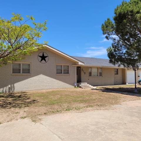 519 Clubview Drive, Levelland, TX 79336 (MLS #202105897) :: The Lindsey Bartley Team