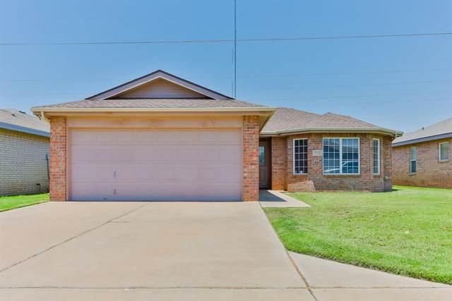 2512 106th Street, Lubbock, TX 79423 (MLS #202105901) :: McDougal Realtors