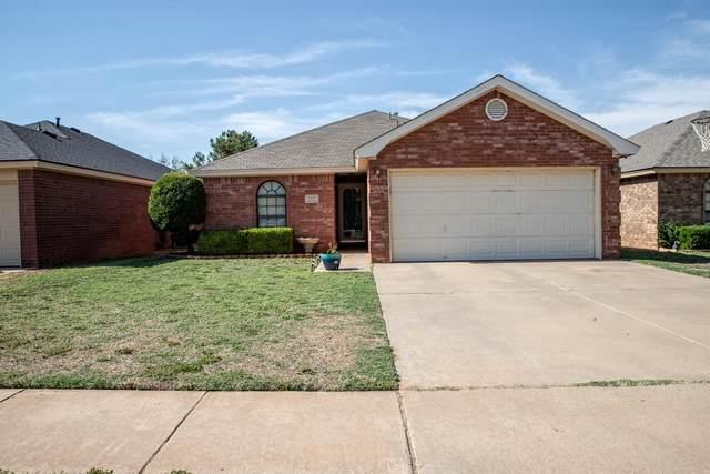 1312 81st Street, Lubbock, TX 79423 (MLS #202105927) :: Duncan Realty Group