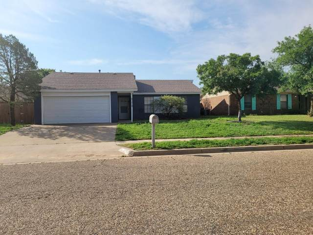 6133 38th Street, Lubbock, TX 79407 (MLS #202105932) :: Duncan Realty Group
