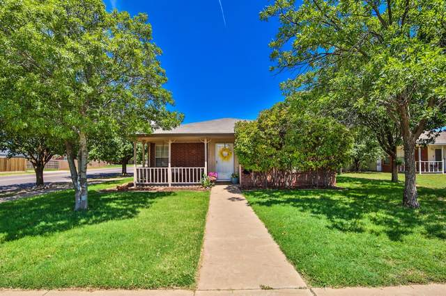 1101 Homestead Avenue, Lubbock, TX 79416 (MLS #202105892) :: Better Homes and Gardens Real Estate Blu Realty