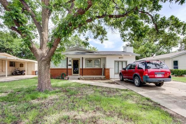 4011 30th Street, Lubbock, TX 79410 (MLS #202105945) :: The Lindsey Bartley Team