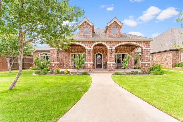3813 113th Street, Lubbock, TX 79423 (MLS #202105882) :: Better Homes and Gardens Real Estate Blu Realty