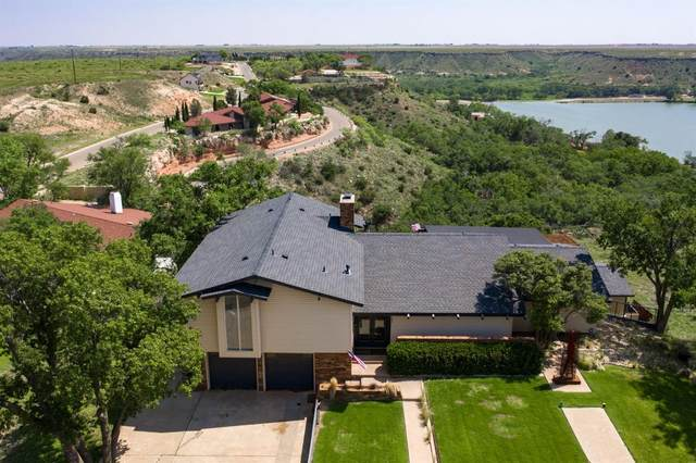 103 E Canyonview Drive, Ransom Canyon, TX 79366 (MLS #202105948) :: McDougal Realtors