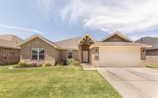6908 69th Street, Lubbock, TX 79424 (MLS #202105962) :: Duncan Realty Group