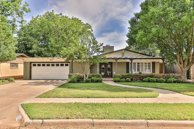 3716 47th Street, Lubbock, TX 79413 (MLS #202105957) :: Duncan Realty Group