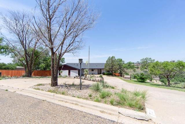 25 E Canyon View Drive, Ransom Canyon, TX 79366 (MLS #202105959) :: Duncan Realty Group