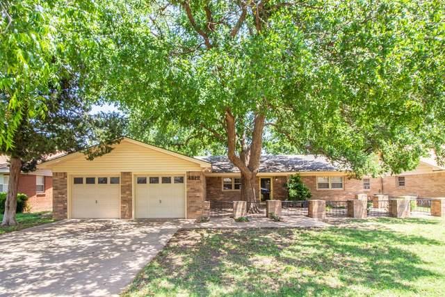4312 57th Street, Lubbock, TX 79413 (MLS #202105912) :: Duncan Realty Group