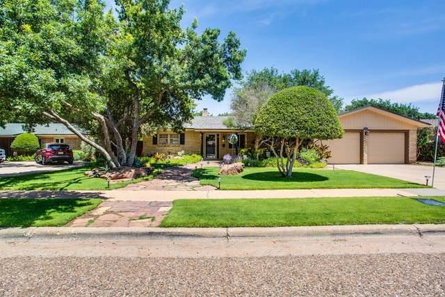 3410 75th Street, Lubbock, TX 79423 (MLS #202105979) :: Duncan Realty Group