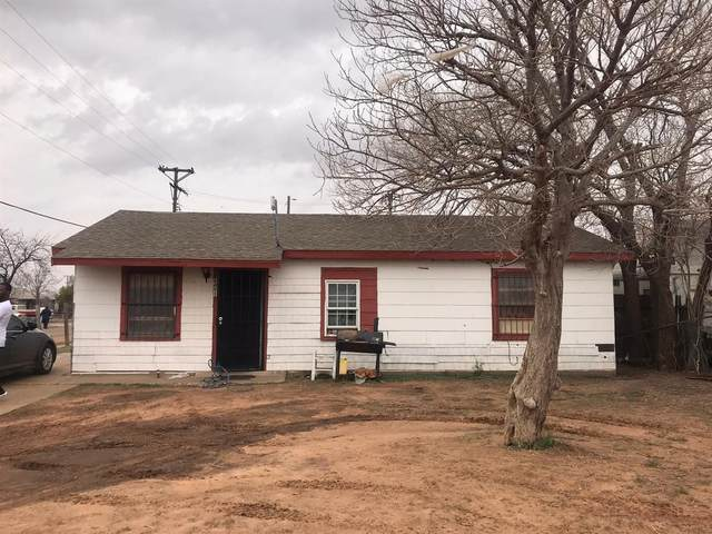 2401 E 10th Street, Lubbock, TX 79403 (MLS #202105989) :: Better Homes and Gardens Real Estate Blu Realty