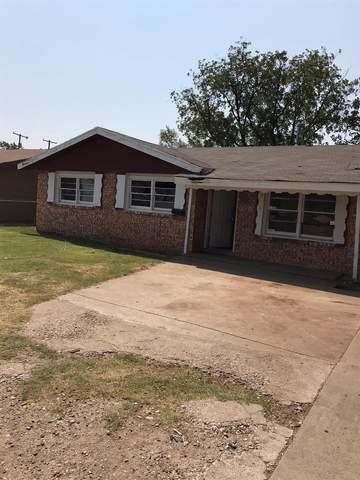 2906 E Colgate Street, Lubbock, TX 79403 (MLS #202105991) :: McDougal Realtors